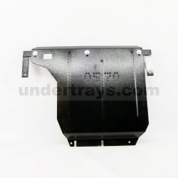 BMW 5 Series E60/E61 (2003-2010) underbody protection for the gearbox