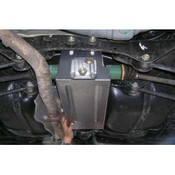 Subaru Forester (1997-2008) underbody protection for the reduction gear (rear axle)