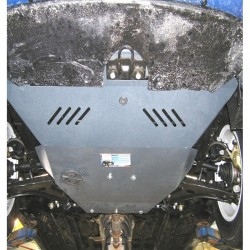 Chevrolet Evanda (2000-2006) Under Engine Cover