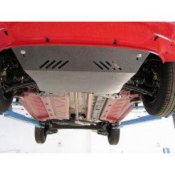Fiat Panda (2003-2012) Under Engine Cover