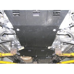 Jeep Limited (2007-2010) Under Engine Cover